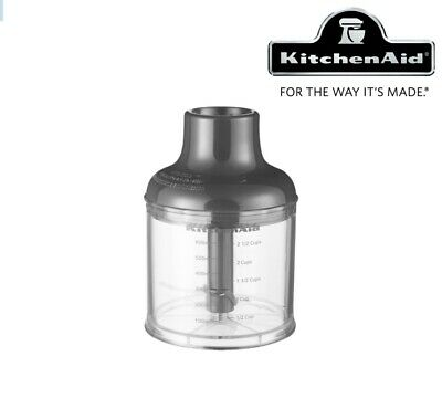 Kitchenaid Zerhacker Zerkleinerer Food Chopper for Stabmixer Handblender 5KHB