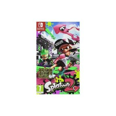 ⭐Nintendo Switch Splatoon 2 Versione Italiana [38512]