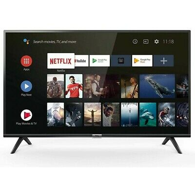 """⭐Tcl Tv 40"""" Led Full Hd Smart Tv Android 8.0 [99858]"""