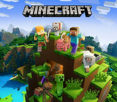 Minecraft Account - Java Edition - Full Access - Voller Zugriff