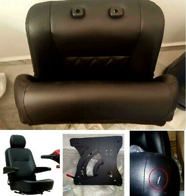 Mobility Car Seat Disabled Chair Manual Base Swivel Mount Turns Left Aid Man NEW
