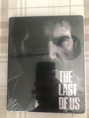 the Last Of Us 1 Steelbook NO GAME