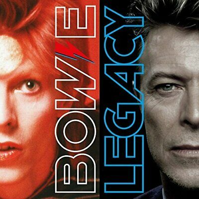 David Bowie - Legacy CD NEW