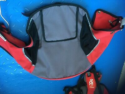 Phil And Teds Sports Buggy Main Hood Red