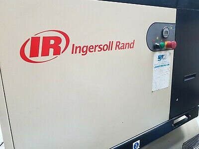 Used ingersoll rand compressor