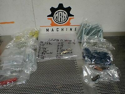 Lot of 99 Springs/Coils (View Pictures For Measurements) New Old Stock