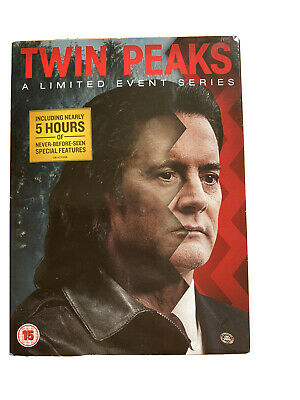 Twin Peaks: A Limited Event Series 8 Disc DVD Box Set