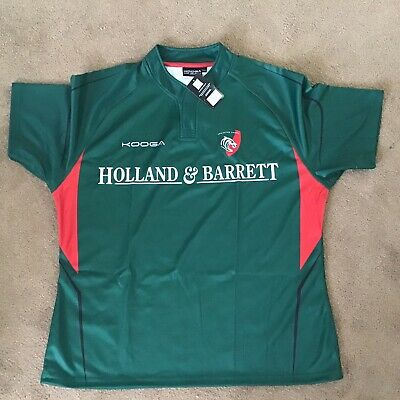 Leicester Tigers Matchday Training Rugby Jersey - 3XL