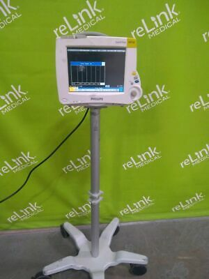 Philips Healthcare IntelliVue MP30 - M8002A Patient Monitor