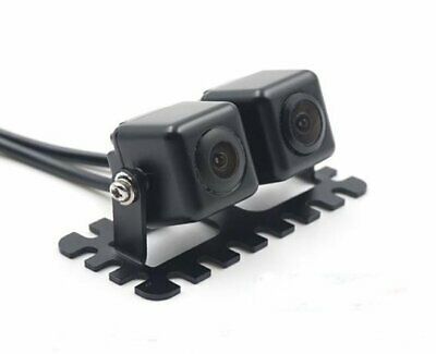 Mini CMOS Twin Camera with switchable Mirror or Normal View &  Guide Lines