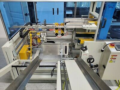Automatic Box Sealer Bottom Seal