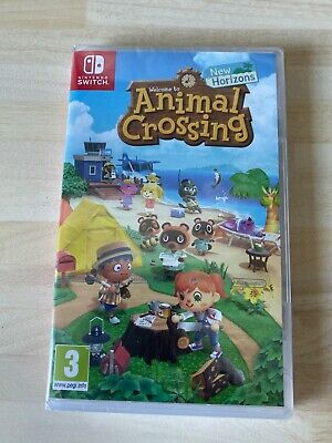 Animal Crossing New Horizons (Switch) BRAND NEW AND SEALED First Class Delivery