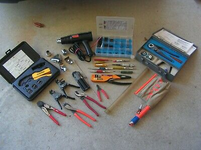 Electrical Avaition DMC Tools Plus More