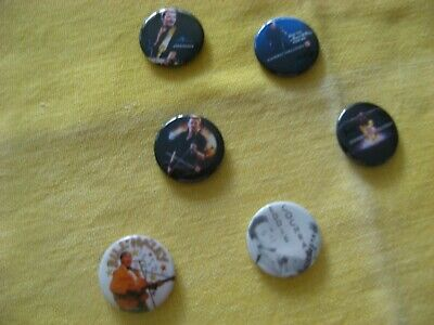 badges johnny hallyday