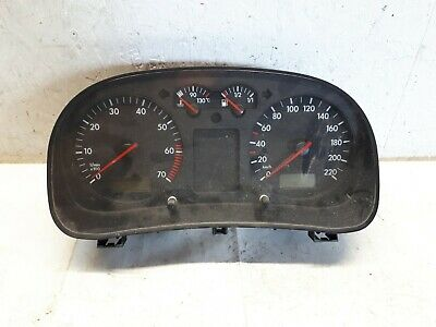 VW Golf 4 Tacho Kombiinstrument 1J0 919 880