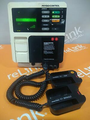 Physio-Control Lifepak 9 Defibrillation Adapter
