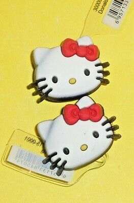 Hello Kitty Shoe Charms Shoe Buttons Plugs Decoration auction