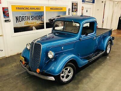 1937 Ford Other Pickups - HOT ROD TRUCK - 327 V8 - VERY CLEAN BODY - NICE Ford Pickup Blue-Metallic with 25,312 Miles, for sale!