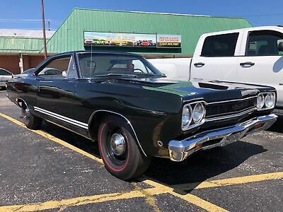 1968 Plymouth GTX - REAL HEMI CAR - 528 C.I. CRATE HEMI ENGINE - 1968 Plymouth GTX