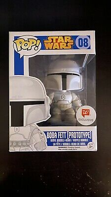 Funko Pop Star Wars Boba Fett Prototype Exclusive