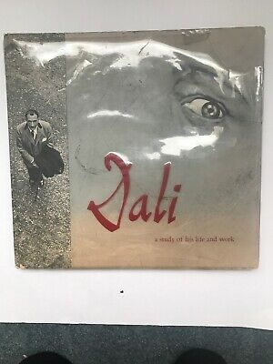 Salvador Dali: a study of his life and work First American Edition 1958