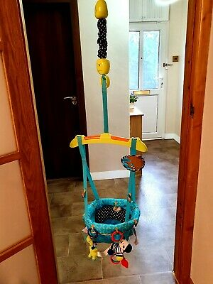 Bright Stars Baby Door Bouncer With Toys