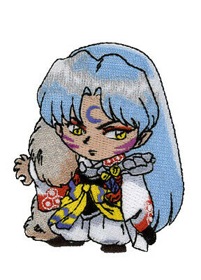 Inuyasha Sesshomaru Sew On Patch Anime Licensed NEW