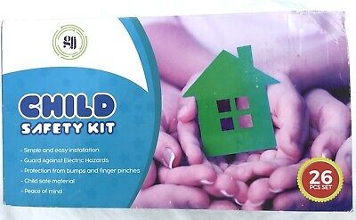 26-Piece Home Safety Kit (NEW) #A24