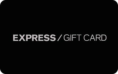 Express Gift Card $75.00