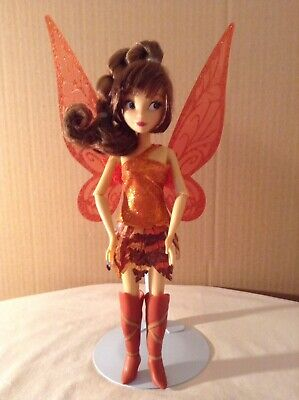 Disney Fairies Tinker Bell And The Legend Of The Neverbeast    Fawn Doll   Rare