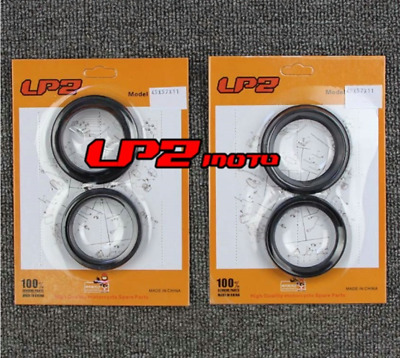 FORK DUST WIPER SEALS REBUILD KIT for Honda VTX1800  ALL 2002-2008