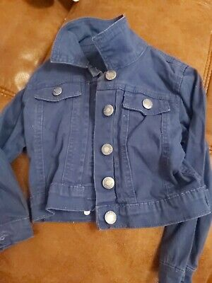 Girls Demin Jacket 4-5