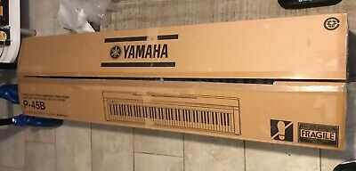 """YAMAHA P-45B Digital Piano 88 Weightef Key ( Open Box ) """"Local Pick Up Only """""""