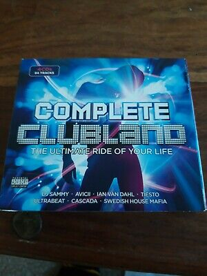 Complete Clubland by Various Artists (CD, 2014, 4 Discs, Universal Music TV)