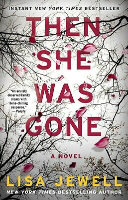 Then She Was Gone: A Novel by Lisa Jewell ONLINEPDF NO PAPERBACK