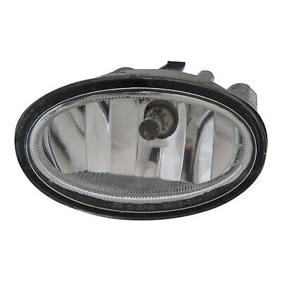 Aftermarket Replacement Driver Side Fog Light Assembly NSF 116-60748