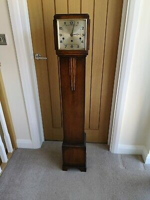 Vintage grand daughter clock. Used condition