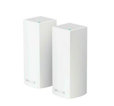 Linksys Velop WHW0302 2-node Whole Home Wi-Fi System