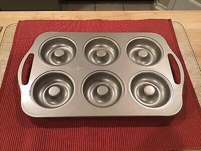 Nordicware Donut Baking Pan with Handles