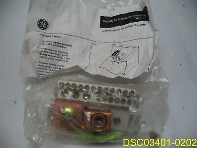 DEH40290 General Electric Extruded Grounds Kit