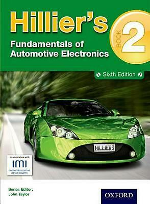 Hillier's Fundamentals of Automotive Electronics by Alma Hillier (English) Paper