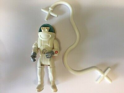Fisher Price Adventure People Vintage Space figure and life line.