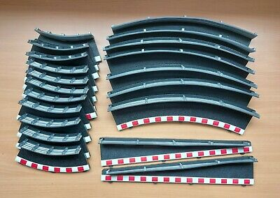 Job lot of mixed Scalextric Track Barriers