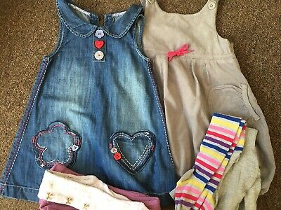 girls 2-3 years bundle Dresses With Tights Next
