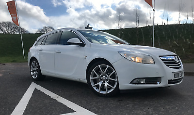 Vauxhall Insignia Estate 4x4 V6 Turbo Special - low miles