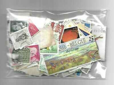 Packet of Commonwealth & World stamps - Off paper - 30g approx  -  99p start