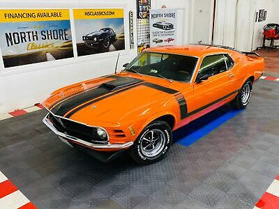 1970 Ford Mustang 302 Boss Tribute 1970 Ford Mustang