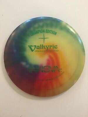 Champion Edition CE Valkyrie - Tie Dyed (174g)