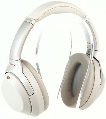 Sony WH-1000XM3 Bluetooth Wireless Noise Cancelling Headphones - Platinum Silver