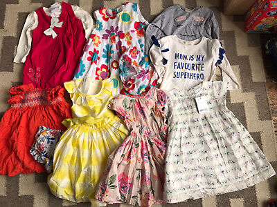 baby girl clothes bundle 9-12 months Some Bnwt Next